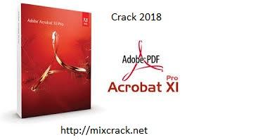 Adobe Acrobat XI Pro 11.0.23 Crack