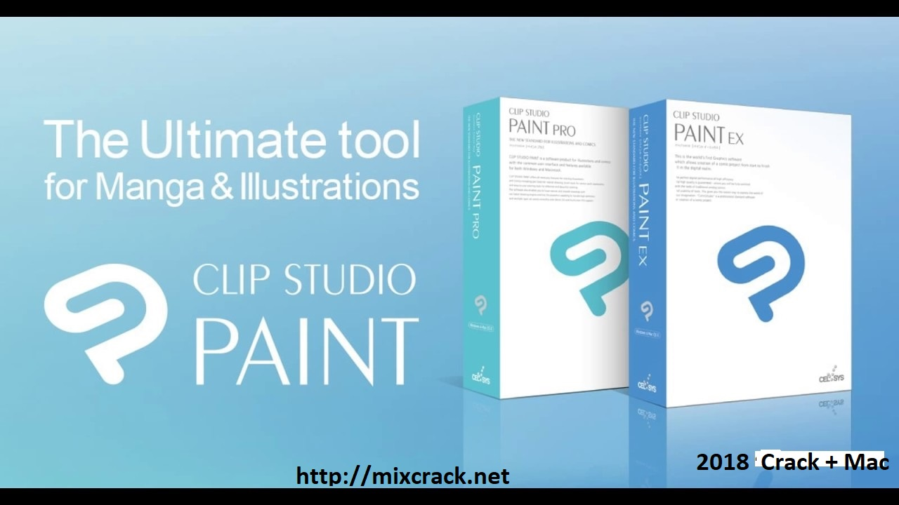 Clip Studio Paint EX 1.7.3 Keygen