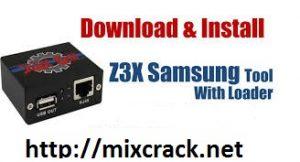 Z3X Samsung