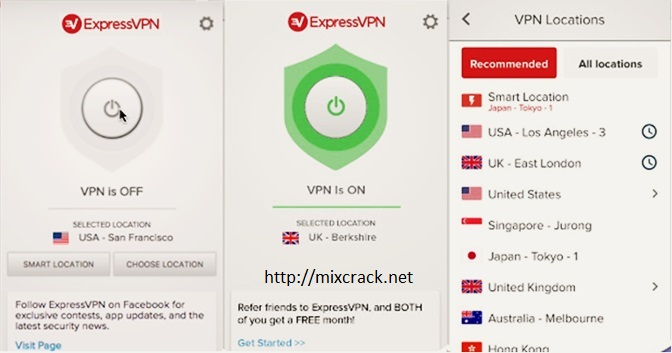 Express VPN Key