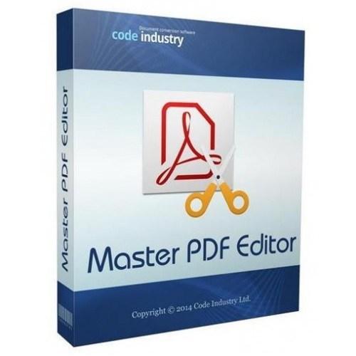 Master PDF Editor Keygen