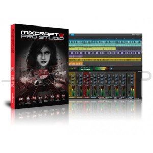 Mixcraft 8 Crack Incl 64Bit=32Bit Registration Code (MAC) Keygen