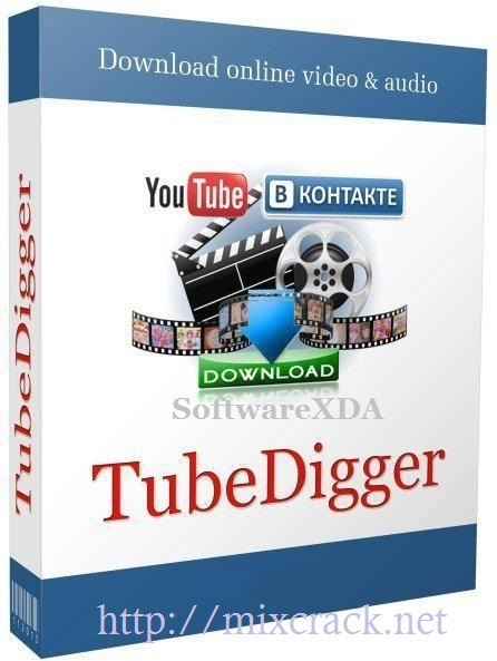 TubeDigger Windows