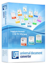 Universal Document Converter Crack