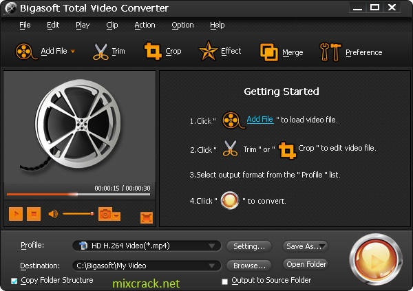 Total Video Converter (Registration Code)