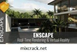 Enscape3D 2.7.2 Crack Full SketchUp License Key Download