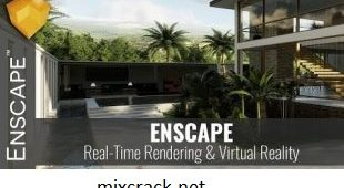 Enscape3D 2.7.2 Crack Full SketchUp License Key Download