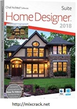Home Designer Pro 2018 keygen