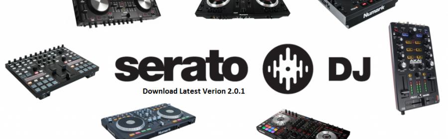 Serato DJ Pro 2.4.4 Crack & Serial Key Download (Latest)
