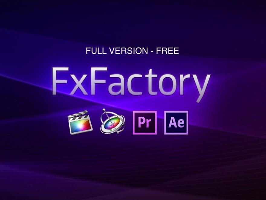 FxFactory Pro 7.2.3 Crack & Keygen Download [Mac + Win]