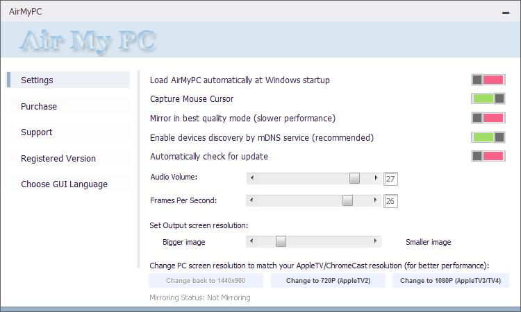 AirMyPc Key