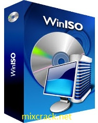 WinISO Crack + Keygen Incl Registration Code