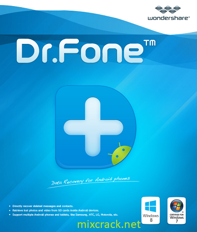 Wondershare Dr. Fone Torrent