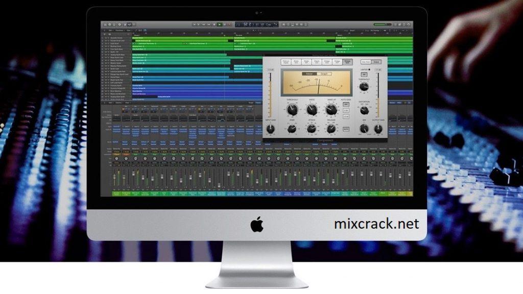 Logic Pro X Crack Mac