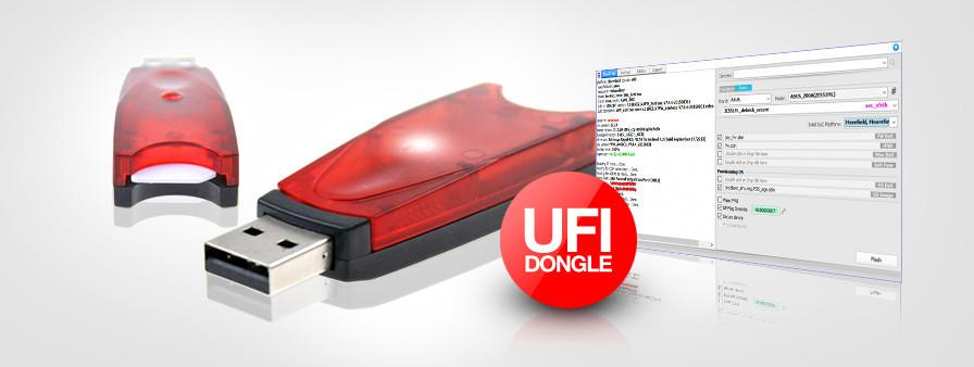 UFI Dongle Crack