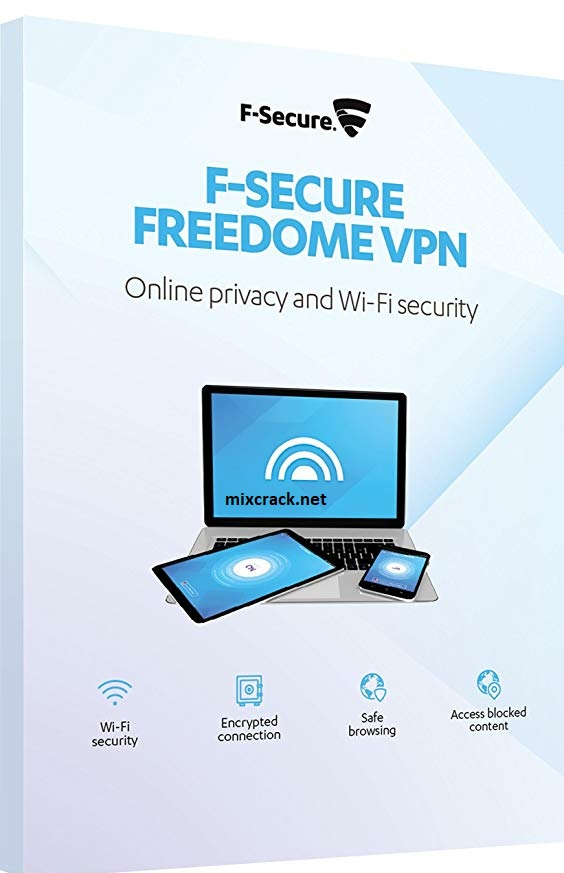 F-Secure Freedome VPN Crack