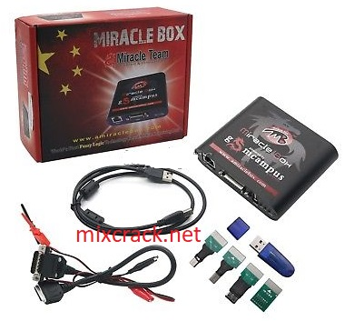 Miracle Box 3.17 Crack With Setup (Without Box)