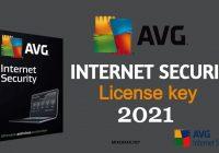 AVG Internet Security 21.5.3181 Crack + Activation Key Free Download (2021)