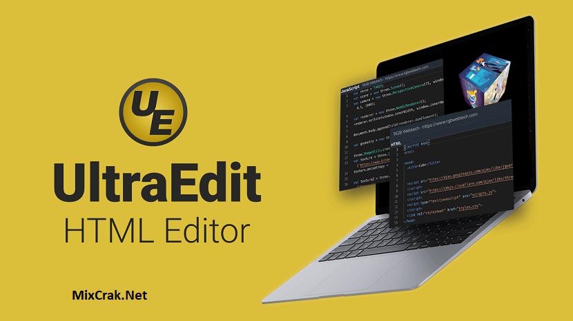 UltraEdit 28.10.0.26 Crack License Key Free Download (2021)