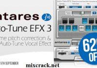 Auto-Tune EFX 3 Crack + Torrent For Mac (2021)