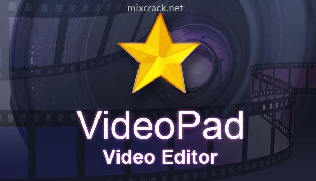 VideoPad Video Editor 10.06 Crack & Registration Code (Activate)